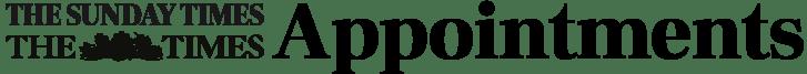 Global Senior Executive Jobs | The Times & The Sunday Times logo