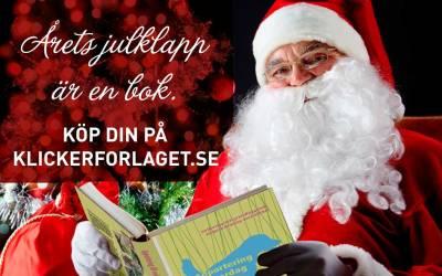 Årets julklapp är en bok!