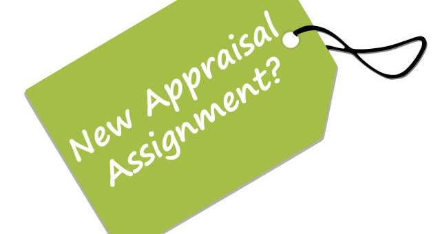 New assingment - new Appraisal Assignment