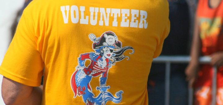 Volunteer to help VaCAP