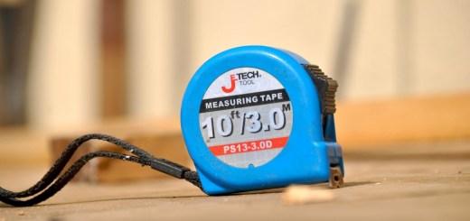 House measurement square footage