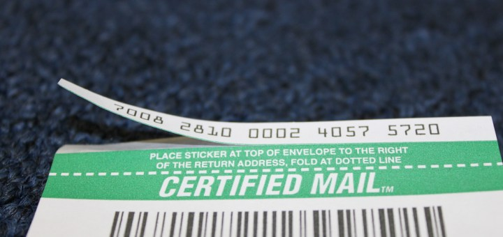 Dreaded Fannie Mae Certified Letter Regarding Condition Ratings