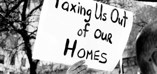 Stop the Housing Tax for Transportation -Taxing us out of our homes - Flickr - Riley Kaminer