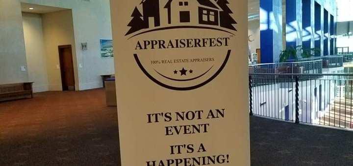 Appraiserfest Has Your Back