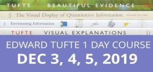 Edward Tufte - presenting data and info
