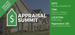 Emerging Appraisal Issues CE