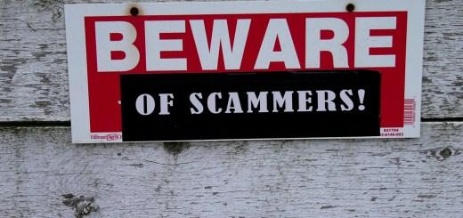 Beware of Spot Value Solicitations