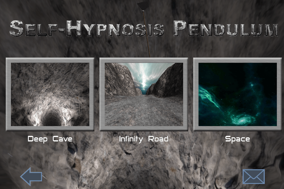 Self-Hypnosis Pendulum is on AppRater