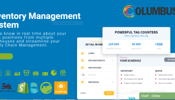 warehouse and inventory management software is on AppRater