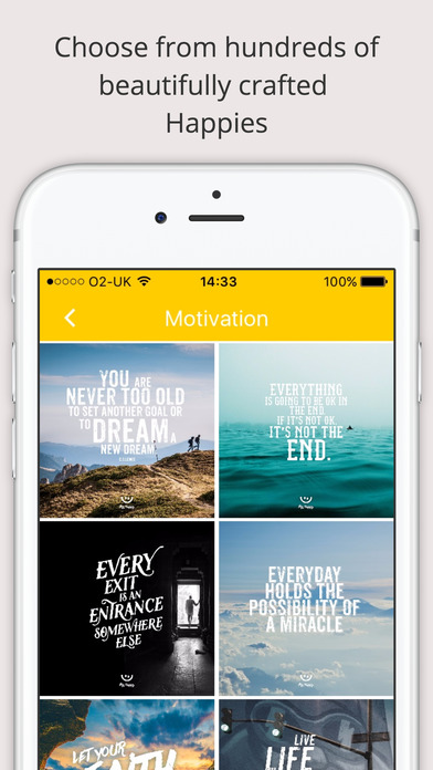 Happy Messenger Inspirational Quote Maker And Instant Chat Amazing Picture Quote Maker