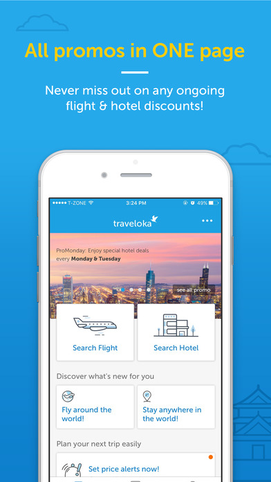 Traveloka is on AppRater