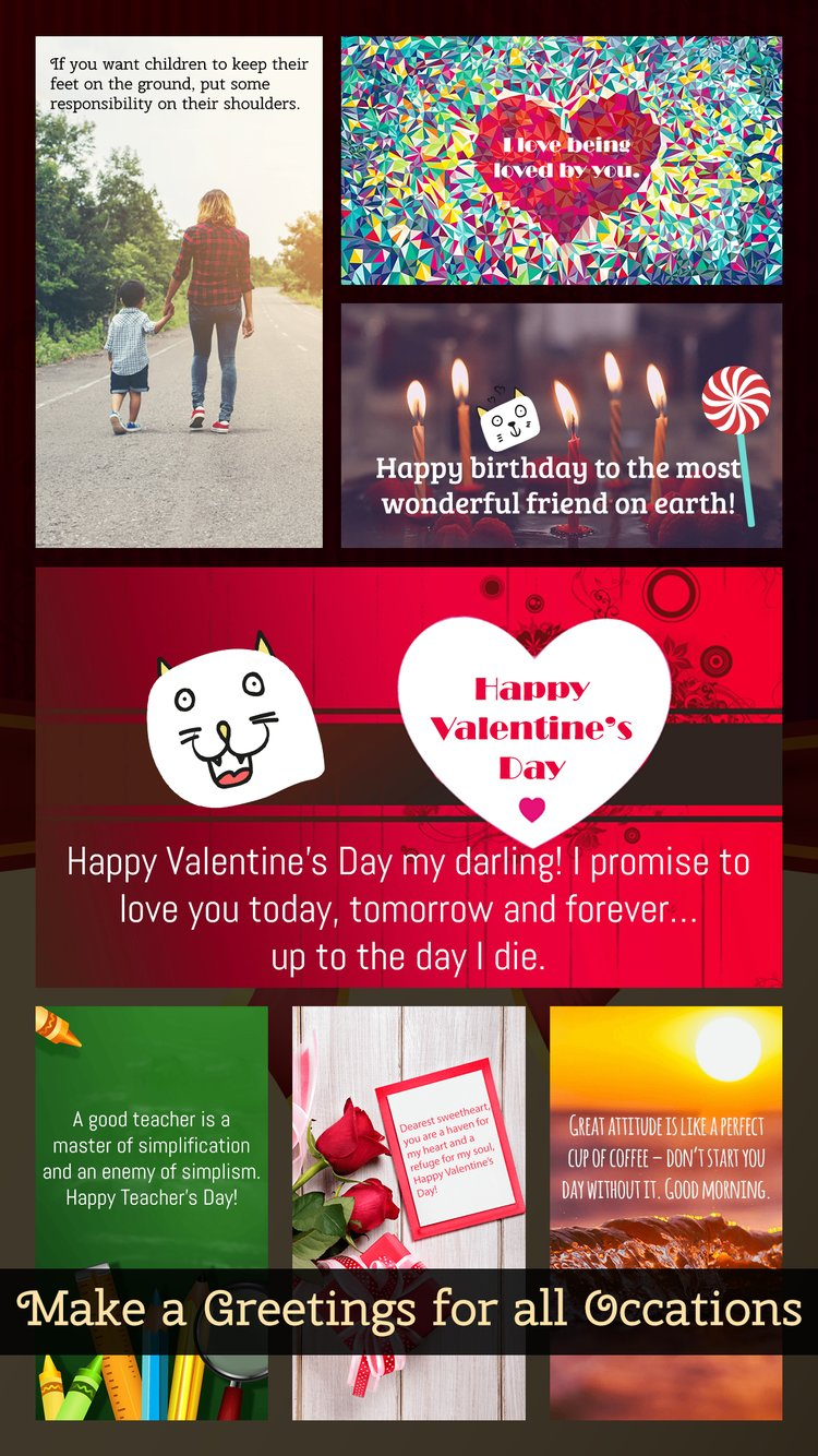 Greeting Card Maker Ios Is On Apprater