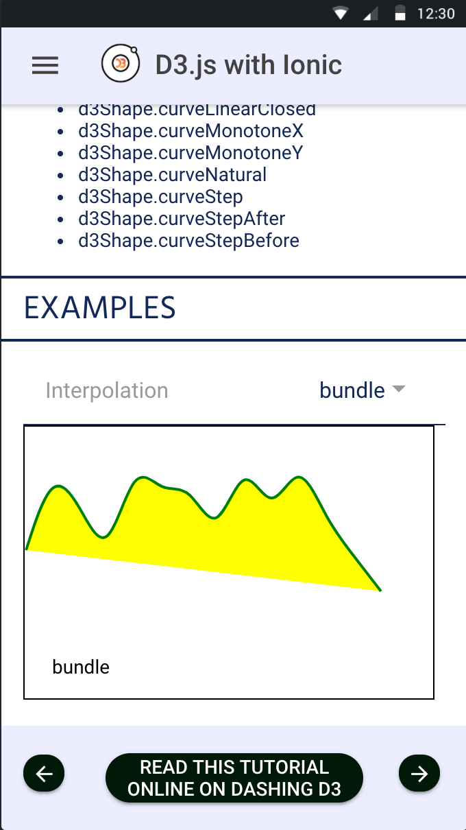 D3js ionic is on apprater d3js ionic in playstore baditri Images