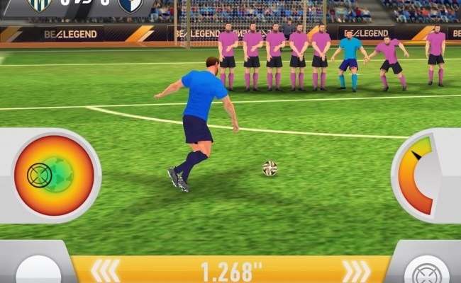 Be A Legend Soccer Apk Free Sports Android Game Download