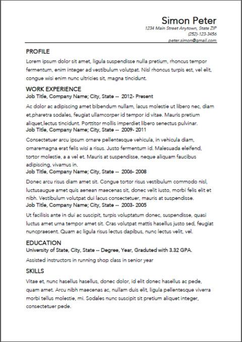 Smart Resume Builder  CV Free APK Free Android App download  Appraw
