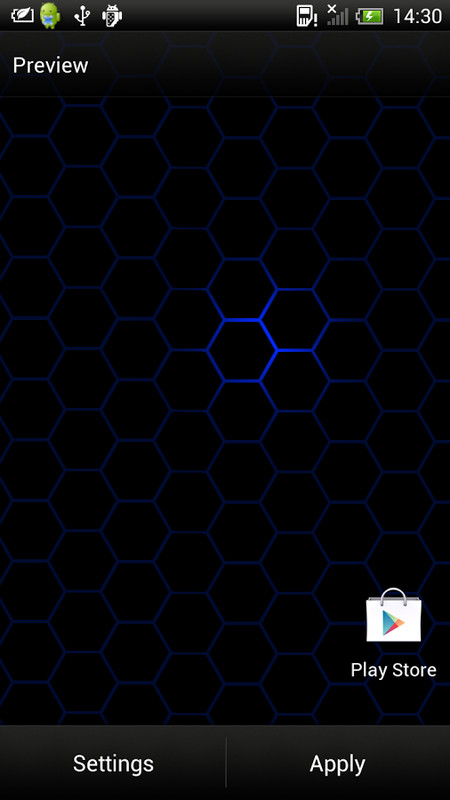 Honeycomb Live Wallpaper Free Android Live Wallpaper