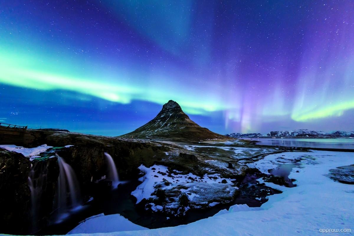 Bodo Norway Northern Lights