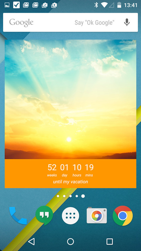 Countdown Widget APK Free Android App download - Appraw