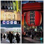 夜の東京散歩:浅草