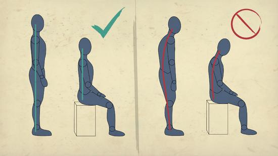 posture chant