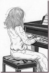 Pratiquer le piano