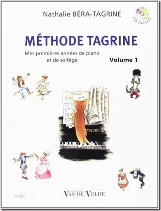 Méthode Tagrine pour piano