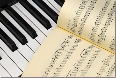 Savoir déchiffrer une partition au piano