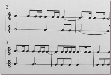 Polyrythmie pour les pianistes