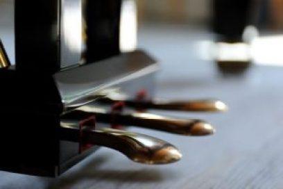 Pédalier du piano