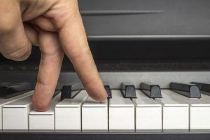 Les premiers morceaux au piano
