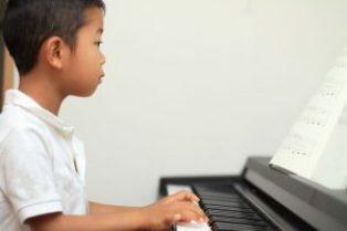 Débutant au piano