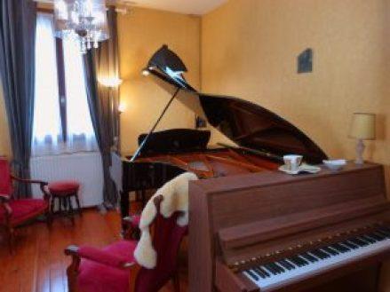 Cours de piano à Bordeaux
