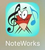 Une application ludique pour apprendre les notes de musique