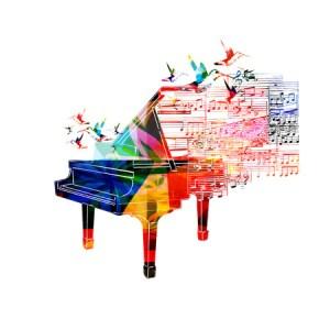 Ecouter ce qui sort du piano