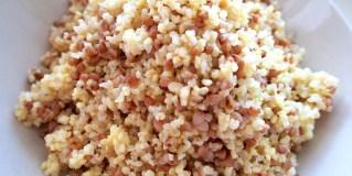 Comment cuire le sarrasin, le quinoa et le millet