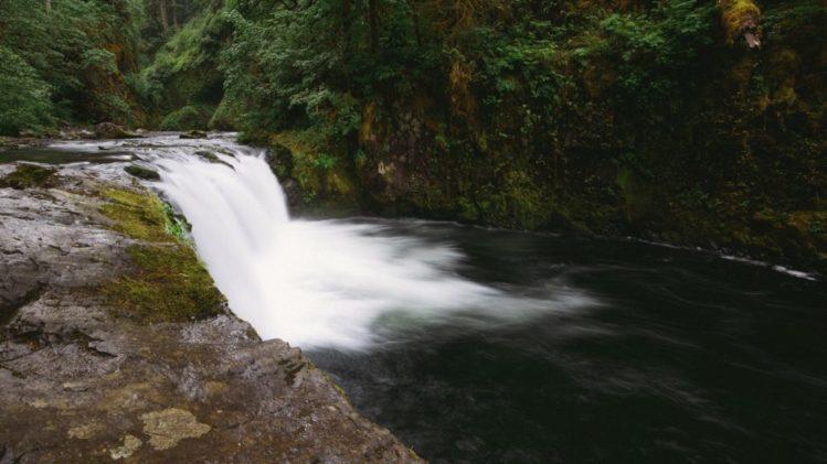 Rivière de moyenne altitude