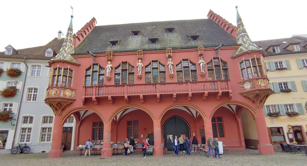 Allemagne_Fribourg-en-Brisgau_Maison des marchands