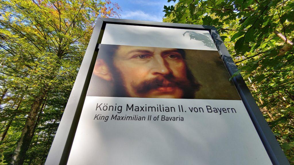Châteaux du roi Maximilien II de Bavière