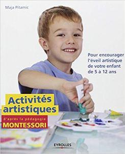 Activites artistiques Montessori