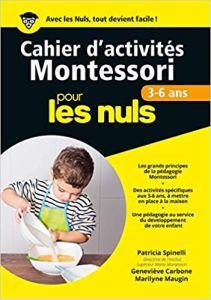 activites Montessori pour les nuls 3-6ans