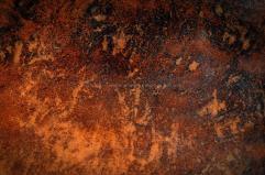 Cours en ligne technique teinture coloration effet marbré - apprendre maroquinerie et travail du cuir