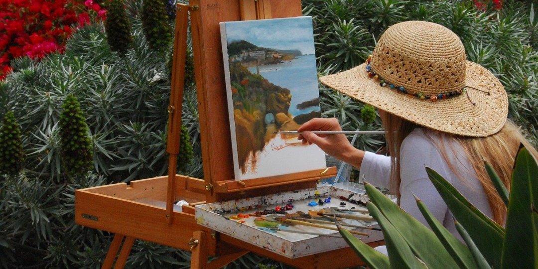 Exercices peinture