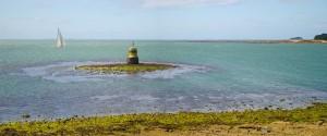 Panoramique phare bretagne