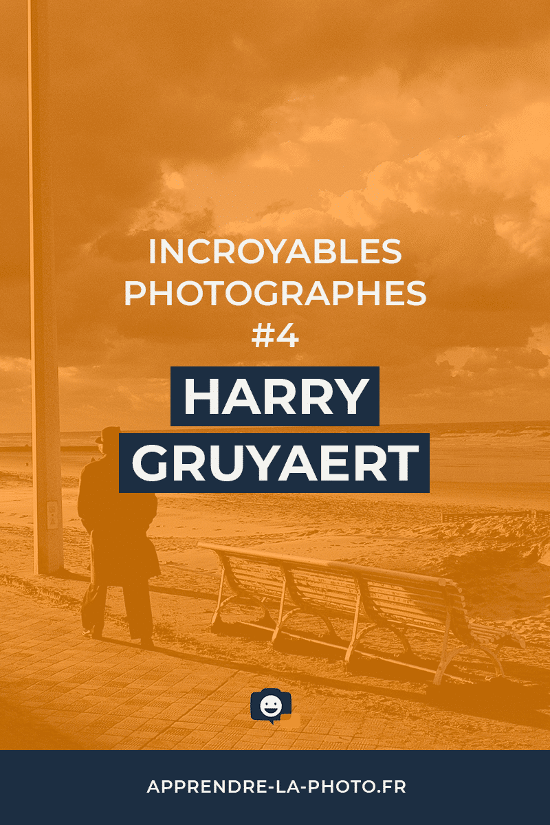 Harry Gruyaert - Incroyables photographes #4
