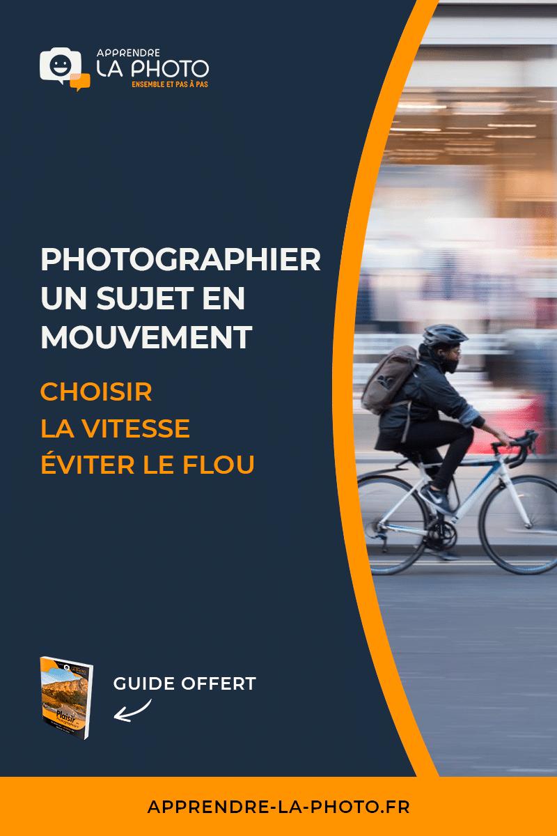 Photographier un sujet en mouvement : quelle vitesse choisir ? Comment éviter le flou ?