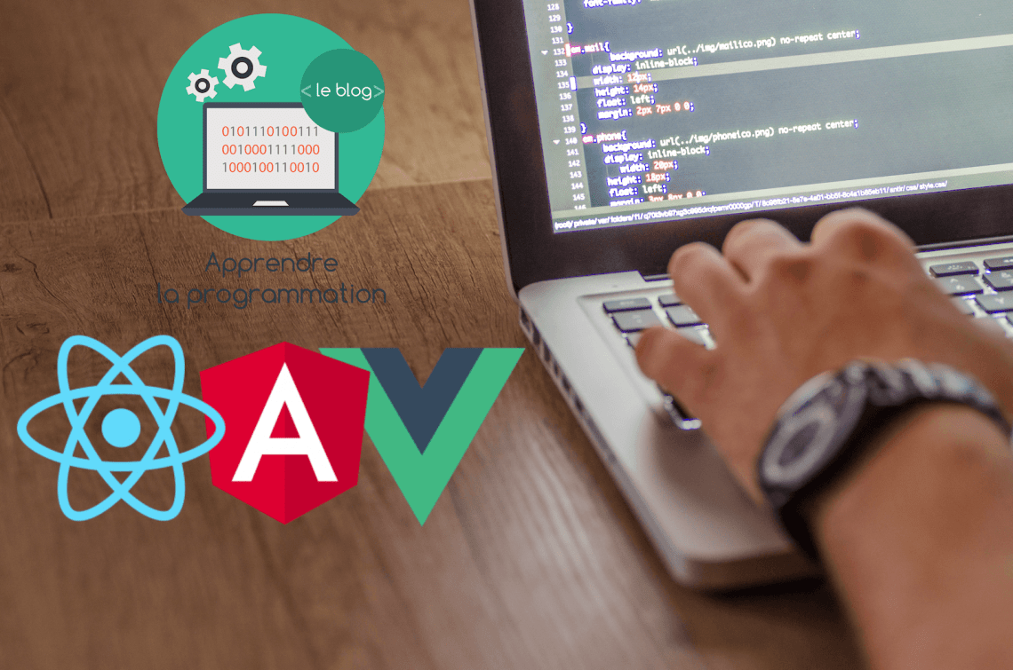Framework JavaScript : Angular, React ou Vue.js ? 1
