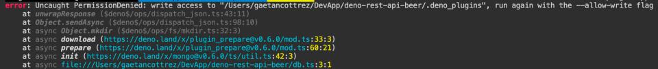 Découverte de Deno, le futur successeur de Node.js 2
