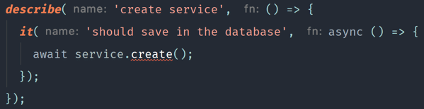 Tdd step 1 example