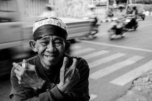 Good morning Bali- habitant