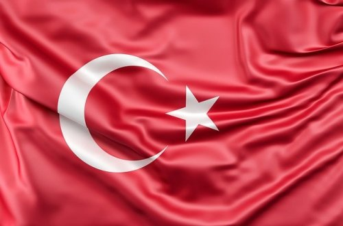 Drapeau turque